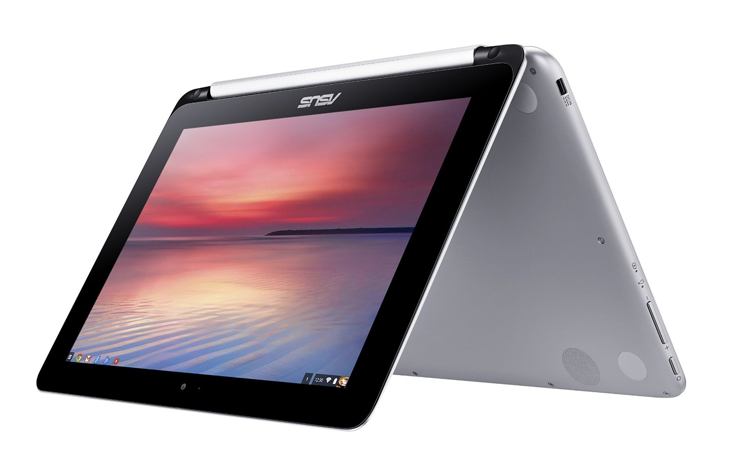 ASUS Chromebook Flip 10.1-Inch Convertible 2 in 1 Touchscreen